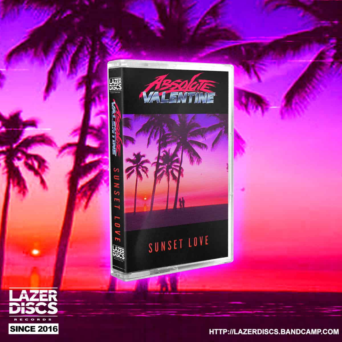 absolute valentine cassette synthwave