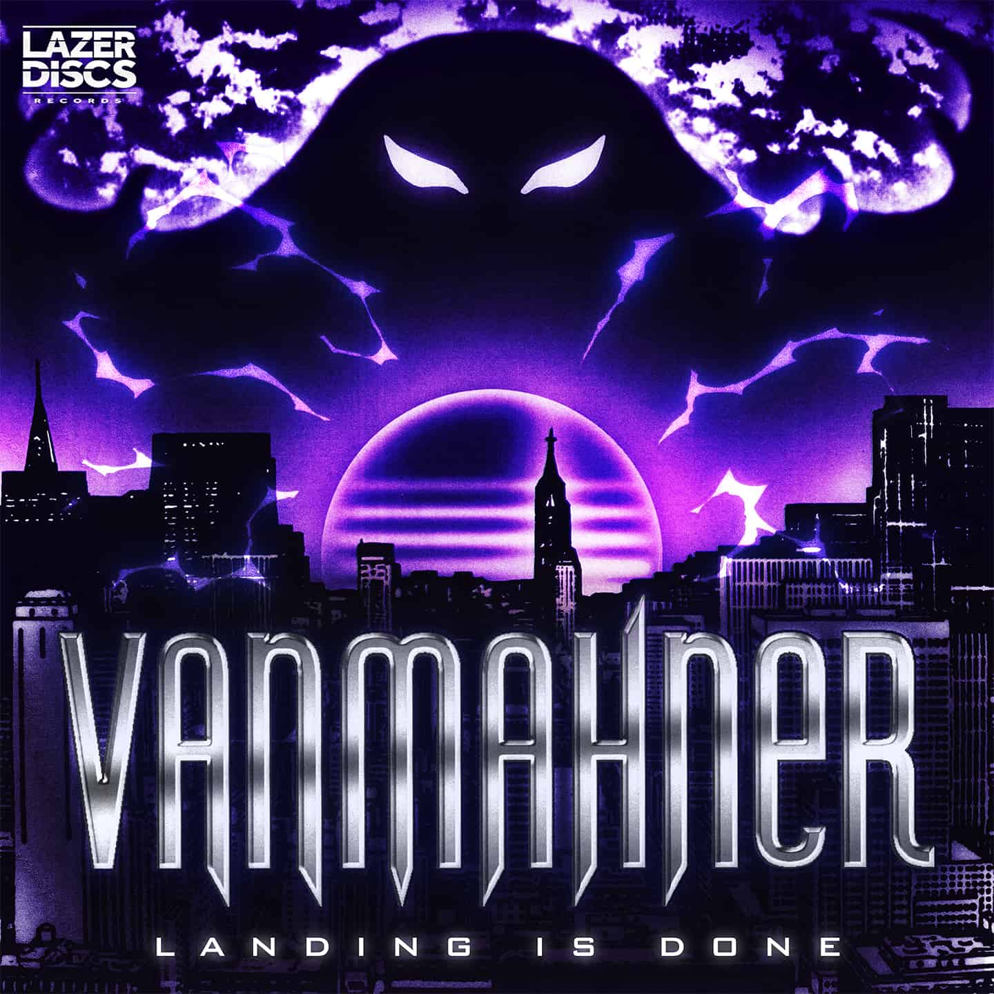 Van Mahner - Landing Is Done