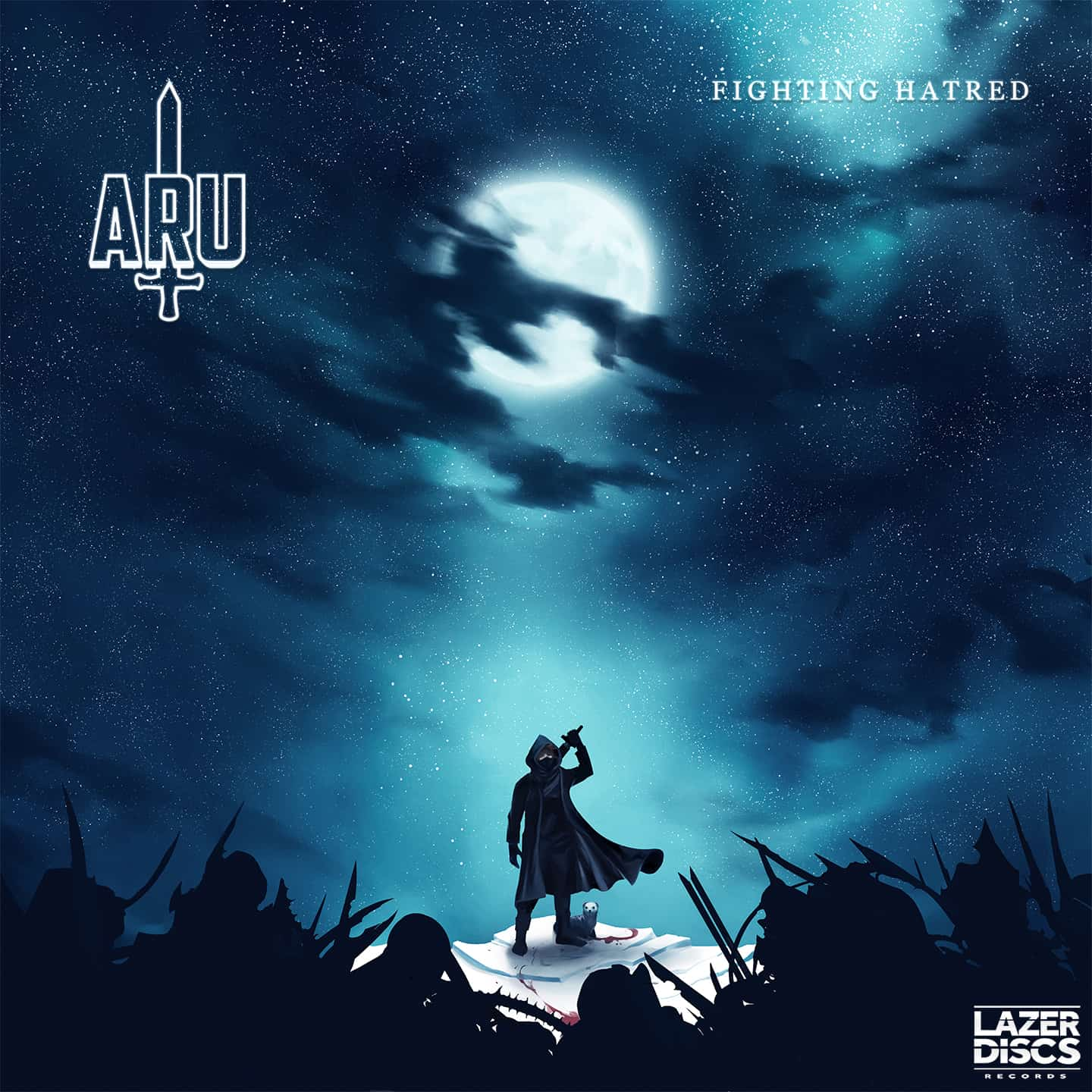 Aru - Fighting Hatred cover