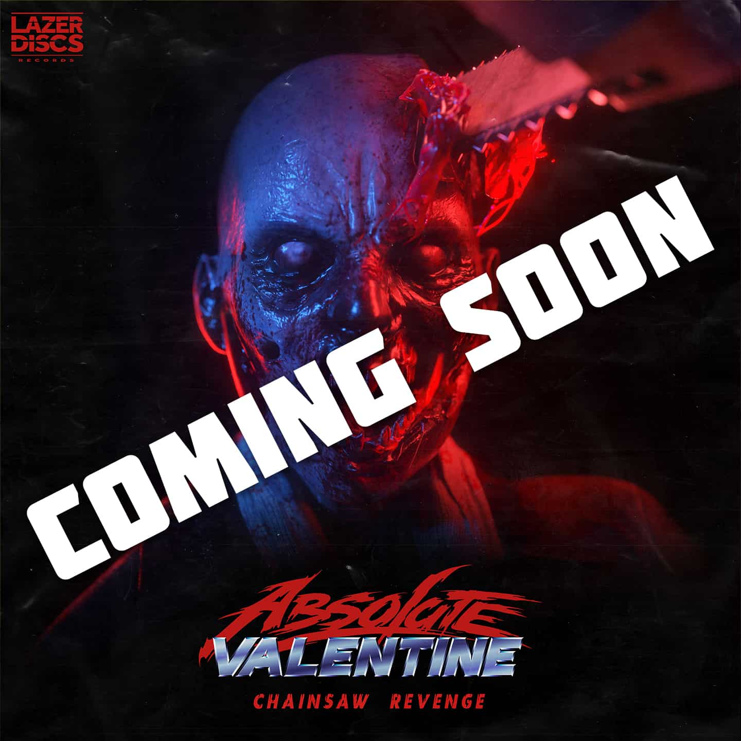 Absolute Valentine - Chainsaw revenge  Synthwave Single