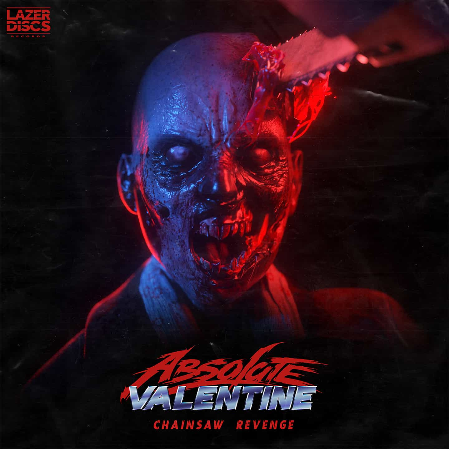Absolute Valentine - Chainsaw revenge Single Synthwave